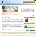CReturns homepage