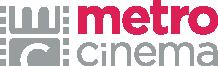 Metro Cinema logo (Semandra client)